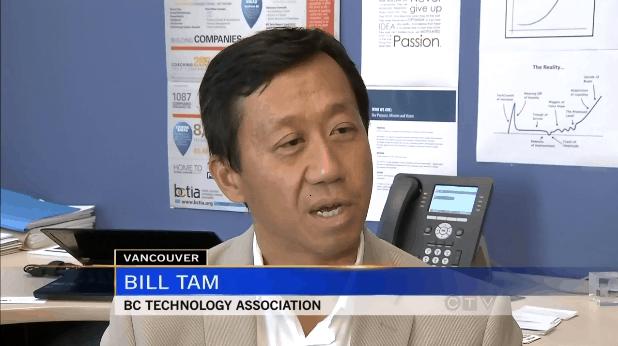Bill Tam CTV