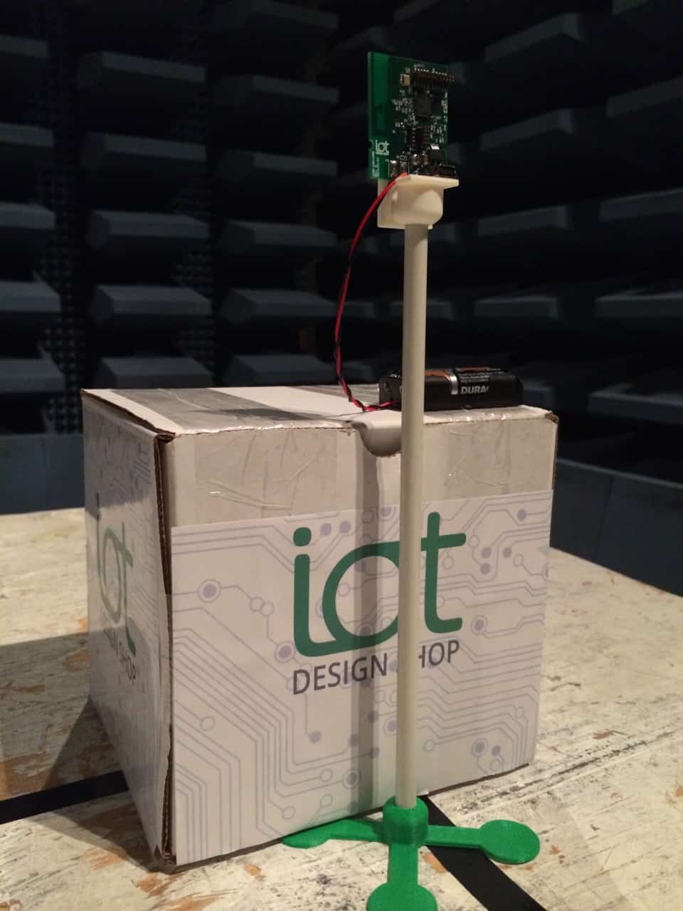 IoT Core during certification testing