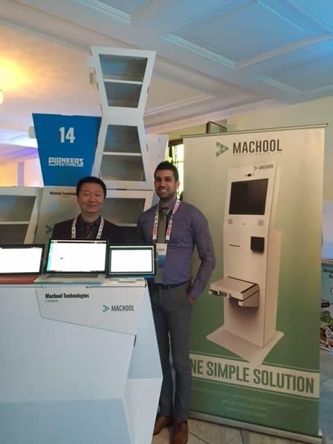 Machool Technologies Kiosk