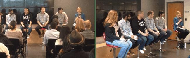 Talent Meetup Recap
