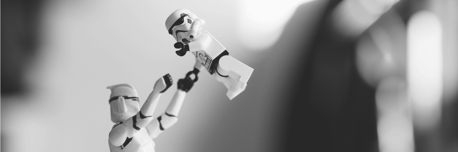 Which Star Wars characters are on your IT Team