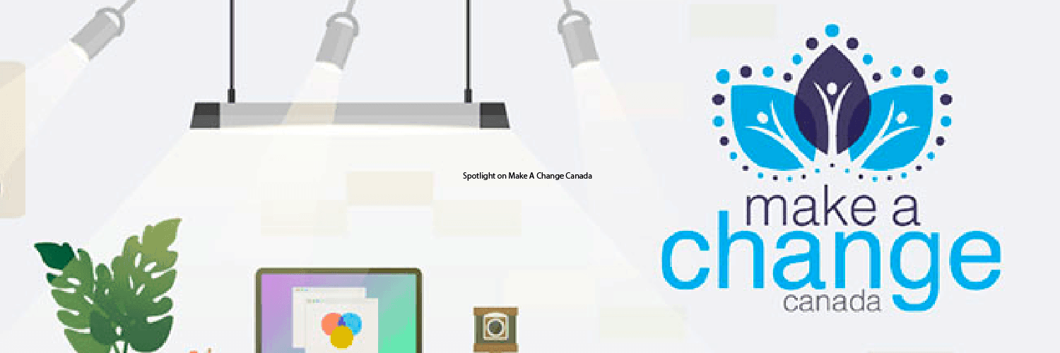 Spotlight on Make A Change Canada