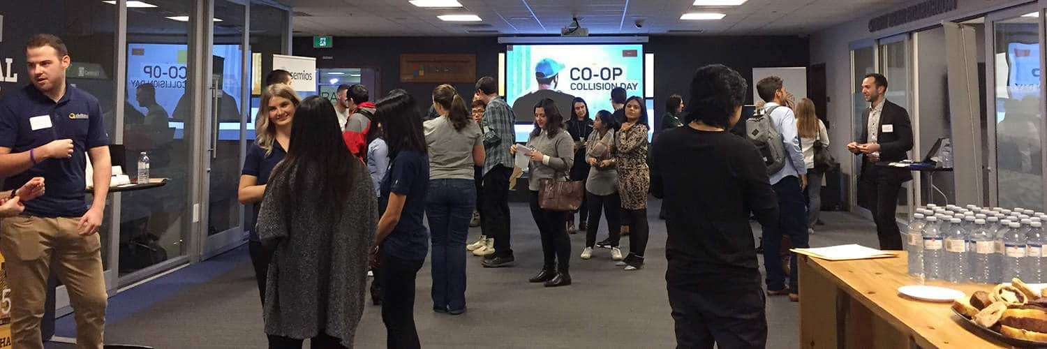 Co-op Collision Day on February 27, 2018