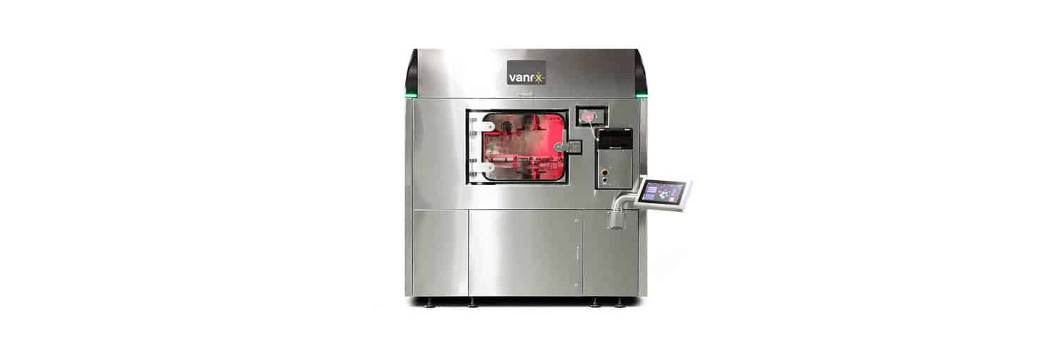 Vanrx Microcell wins Interphex 'Best in Show' Award - BC Tech