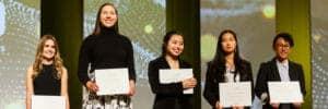 2018 TIAs Scholarship Winners