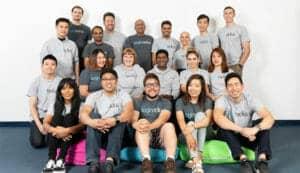 Team photo on LoginRadius